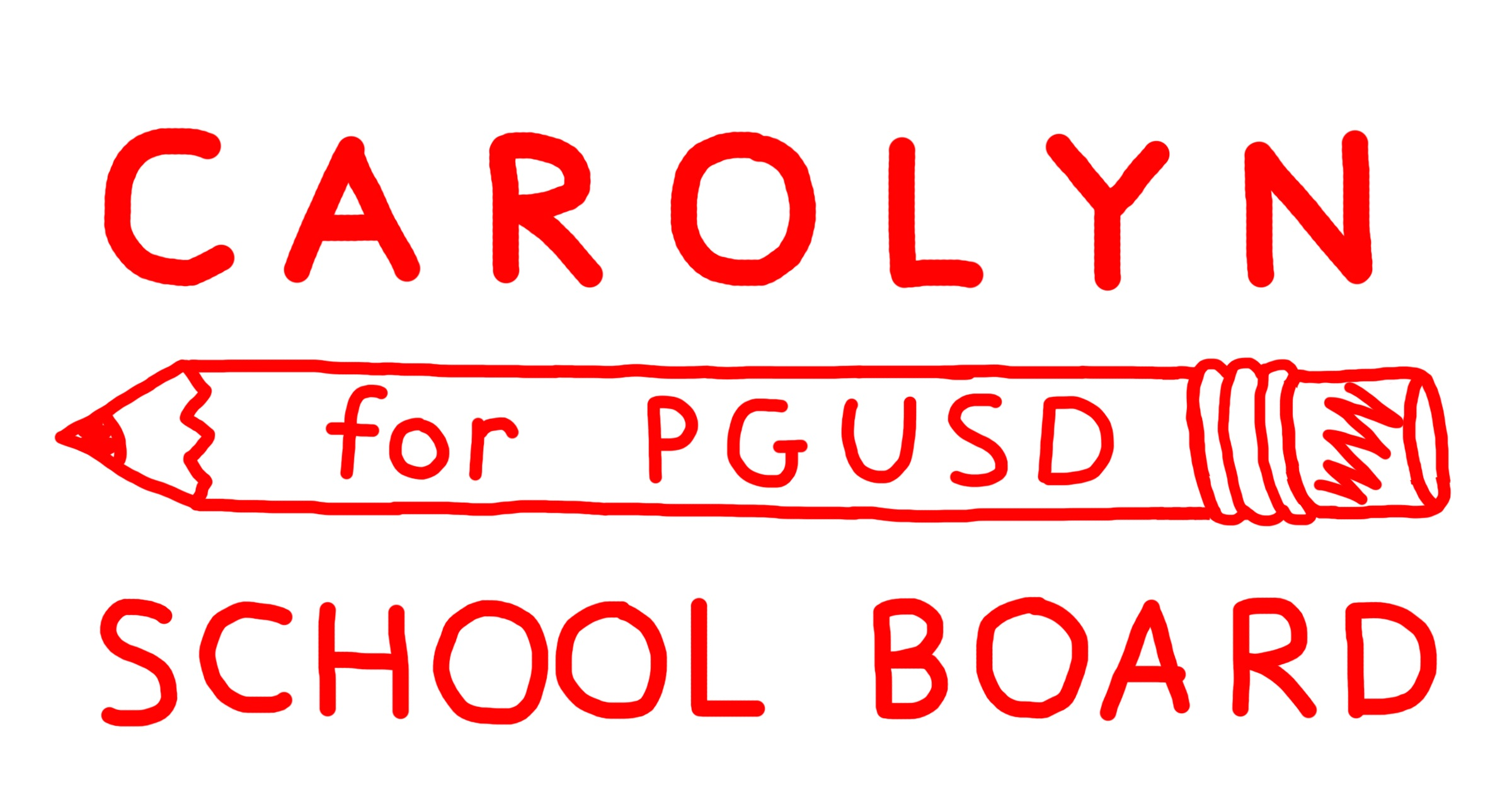 Carolyn Runs for School Board